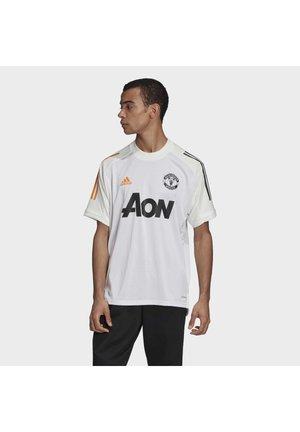 MANCHESTER UNITED AEROREADY FOOTBALL JERSEY - Equipación de clubes - white