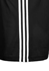 adidas Performance - 3G SPEE REV JRS - Sports shirt - black/white - 4