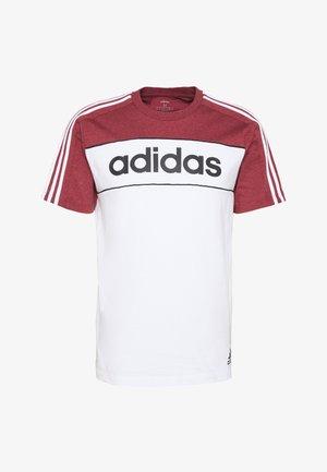 Sports shirt - legred/white/black