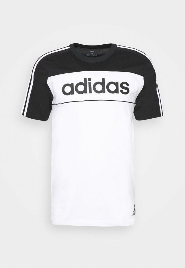 Funktionsshirt - black/white
