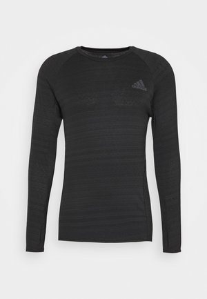 RUNNER - Camiseta de deporte - black