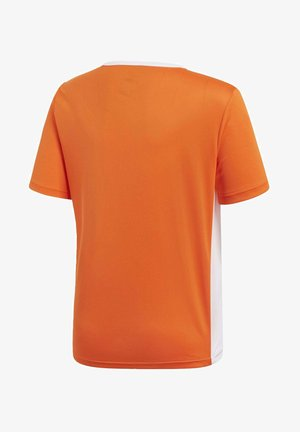 ENTRADA JERSEY - T-shirt print - orange