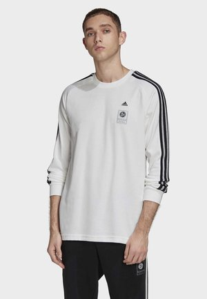 GERMANY ICON LONG-SLEEVE TOP - Nationalmannschaft - white