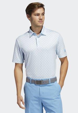 ULTIMATE365 BADGE OF SPORT POLO SHIRT - Poloshirt - blue