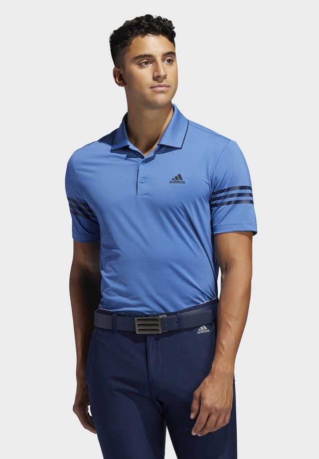 ULTIMATE365 BLOCKED POLO SHIRT - Poloshirt - blue