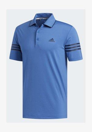 ULTIMATE365 BLOCKED POLO SHIRT - Poloshirts - blue