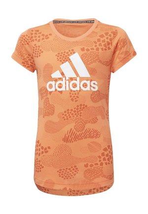MUST HAVES GRAPHIC T-SHIRT - T-shirt imprimé - orange