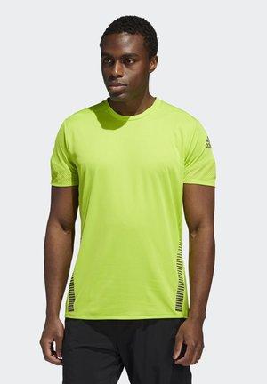 25/7 RISE UP N RUN PARLEY T-SHIRT - Print T-shirt - green