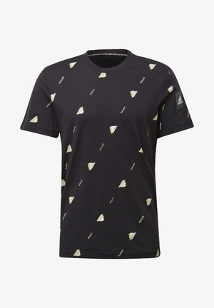 MUST HAVES GRAPHIC T-SHIRT - T-shirt z nadrukiem - black