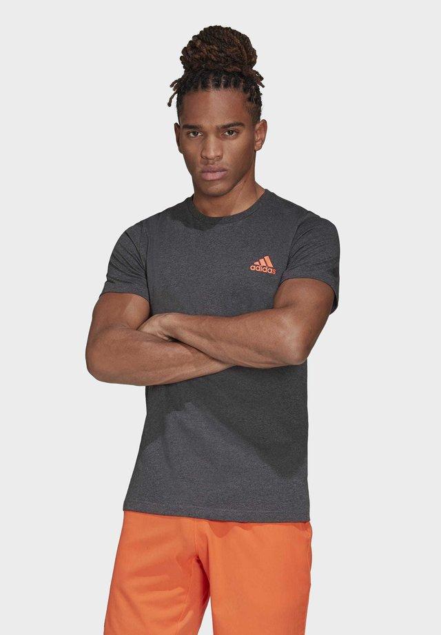 PARIS GRAPHIC T-SHIRT - T-shirt con stampa - grey