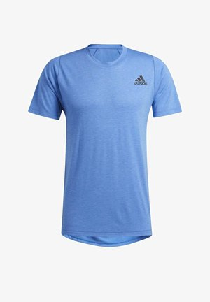 FREELIFT SPORT PRIME HEATHER  - Basic T-shirt - blue