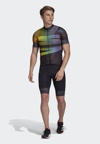 adidas Performance - ADISTAR PRIDE JERSEY - T-Shirt print - black - 1