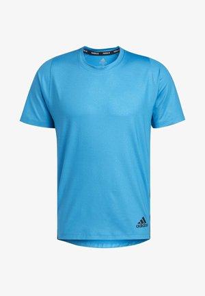 FREELIFT PRIMEBLUE T-SHIRT - Print T-shirt - blue