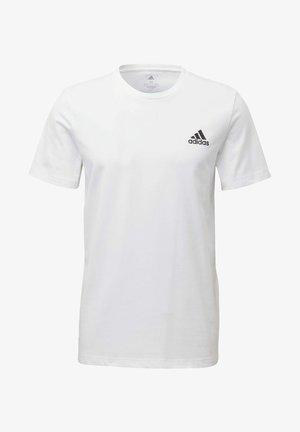 PARIS GRAPHIC T-SHIRT - T-shirts med print - white
