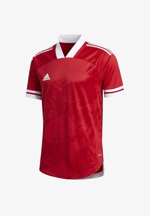 CONDIVO 20 JERSEY - Print T-shirt - red