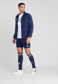 adidas Performance - PARMA 16 - Korte broeken - dark blue/white - 1