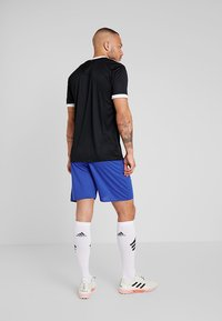 adidas Performance - PARMA 16 - Sportovní kraťasy - bold blue/white - 2