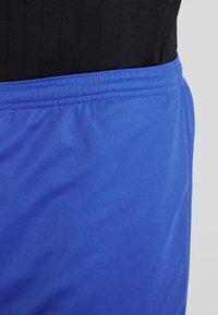 adidas Performance - PARMA 16 - Sportovní kraťasy - bold blue/white - 3