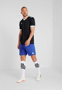 adidas Performance - PARMA 16 - Sportovní kraťasy - bold blue/white - 1