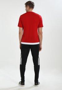 adidas Performance - TIERRO13 TORWART PAN - Tracksuit bottoms - noir - 2