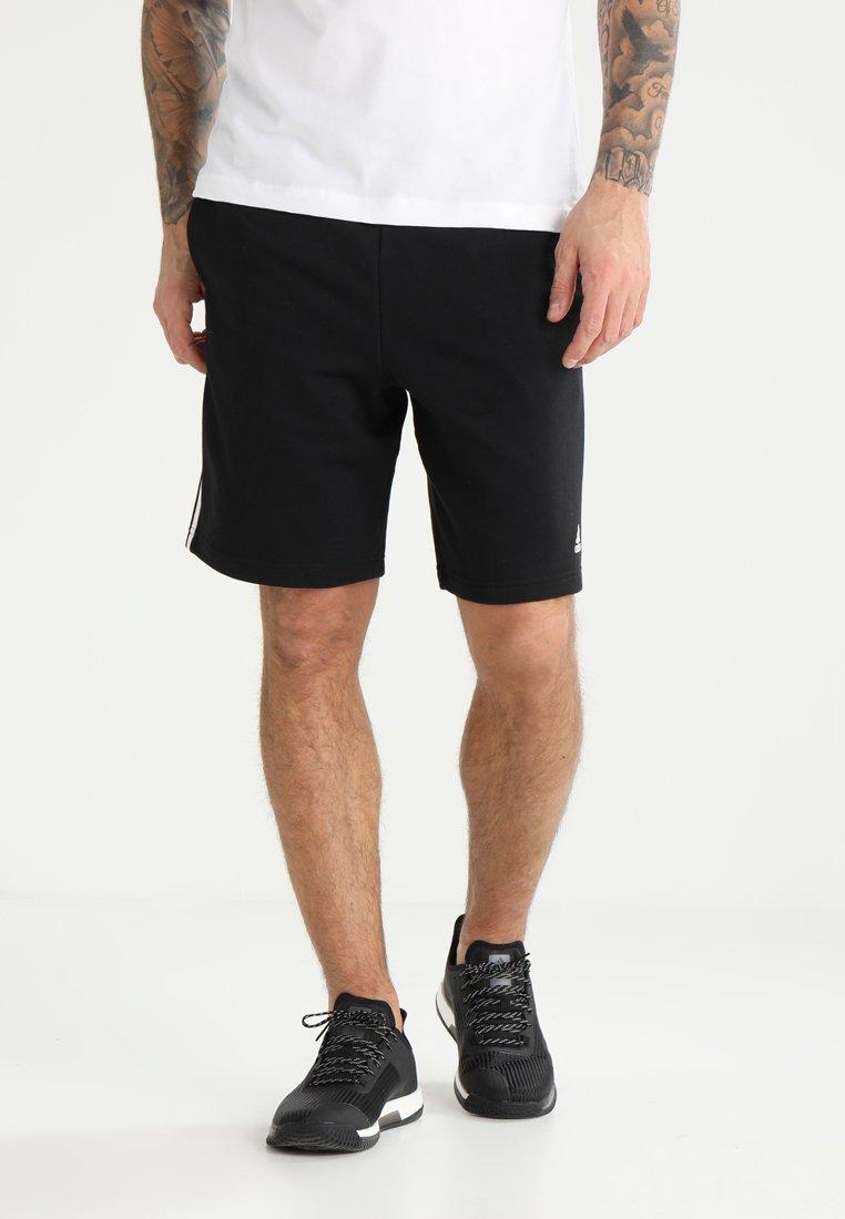 adidas Performance - SHORT - Korte broeken - black/white