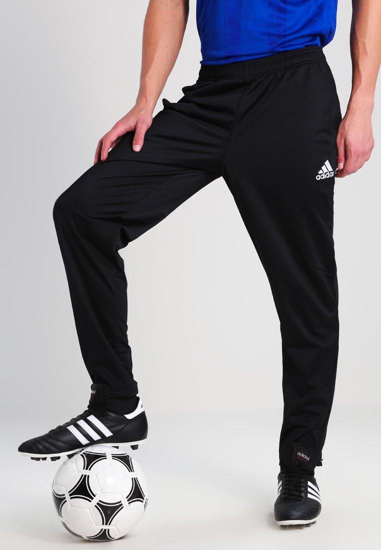 adidas Performance - TIRO - Trainingsbroek - black/white