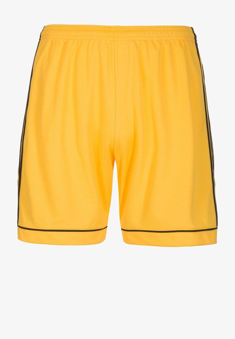 adidas Performance - SQUADRA 17 SHORTS - kurze Sporthose - yellow/black