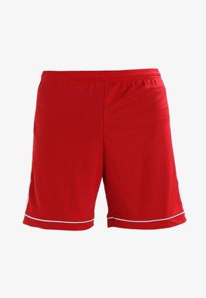SQUADRA 17 SHORTS - Pantalón corto de deporte - powred/white