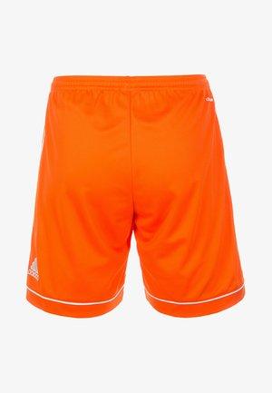SQUADRA 17 SHORTS - Sports shorts - orange/weiß