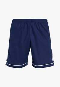 adidas Performance - SQUADRA 17 SHORTS - Korte sportsbukser - dark blue/white - 4