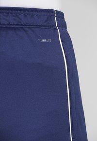 adidas Performance - CORE 18 - Tracksuit bottoms - dark blue/white - 4
