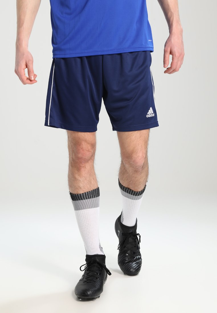 adidas Performance - CORE - Sports shorts - dark blue/white