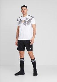 adidas Performance - CORE - Sportovní kraťasy - black/white - 1