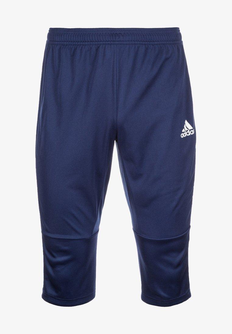 adidas Performance - CONDIVO 18 3/4 PANTS - Pantalon 3/4 de sport - dark blue