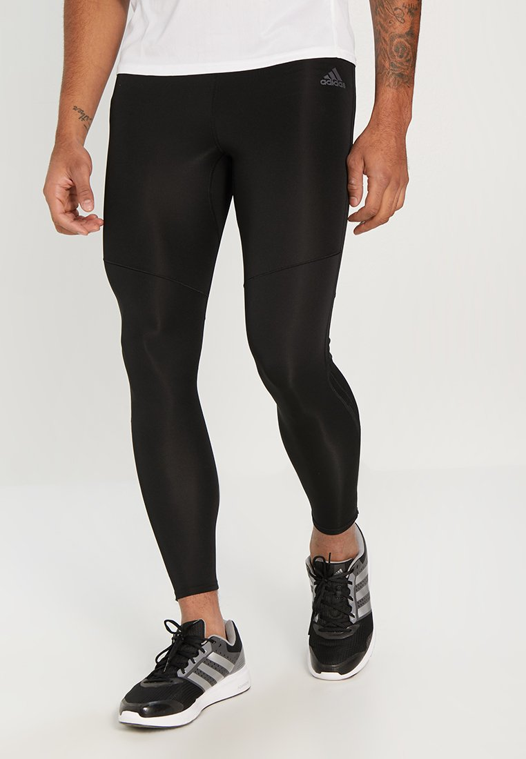 adidas Performance - RESPONSE LONG - Collant - black