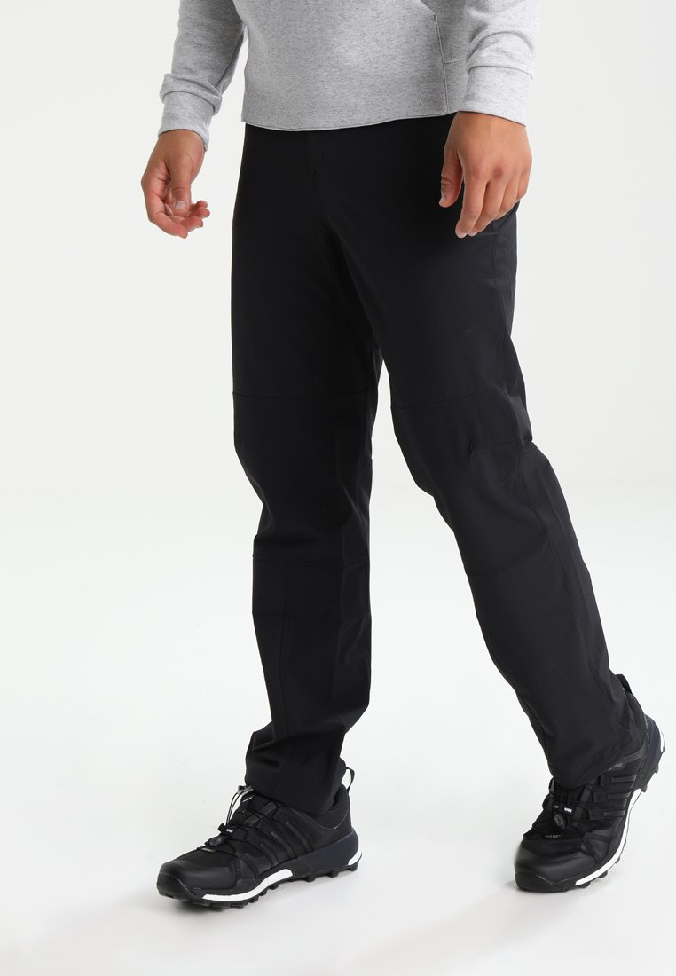 adidas Performance - TERREX MULTI HIKING - Outdoor trousers - black