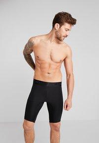 adidas Performance - Underkläder - black - 0