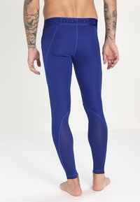 adidas Performance - ALPHASKIN - Leggings - mystery ink - 2