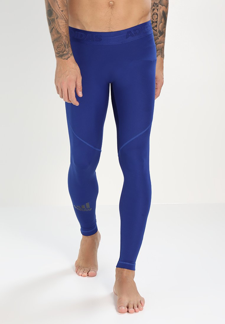 adidas Performance - ALPHASKIN - Leggings - mystery ink