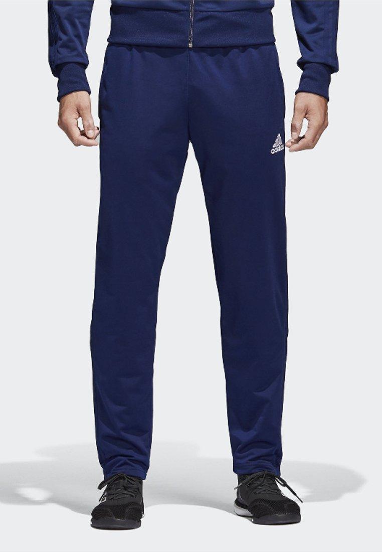 adidas Performance - CONDIVO 18 TRACKSUIT BOTTOMS - Joggebukse - blue