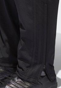 adidas Performance - CONDIVO 18 TRACKSUIT BOTTOMS - Träningsbyxor - black/white - 4
