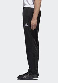 adidas Performance - CONDIVO 18 TRACKSUIT BOTTOMS - Träningsbyxor - black/white - 2