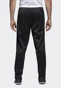 adidas Performance - CONDIVO 18 TRACKSUIT BOTTOMS - Träningsbyxor - black/white - 1