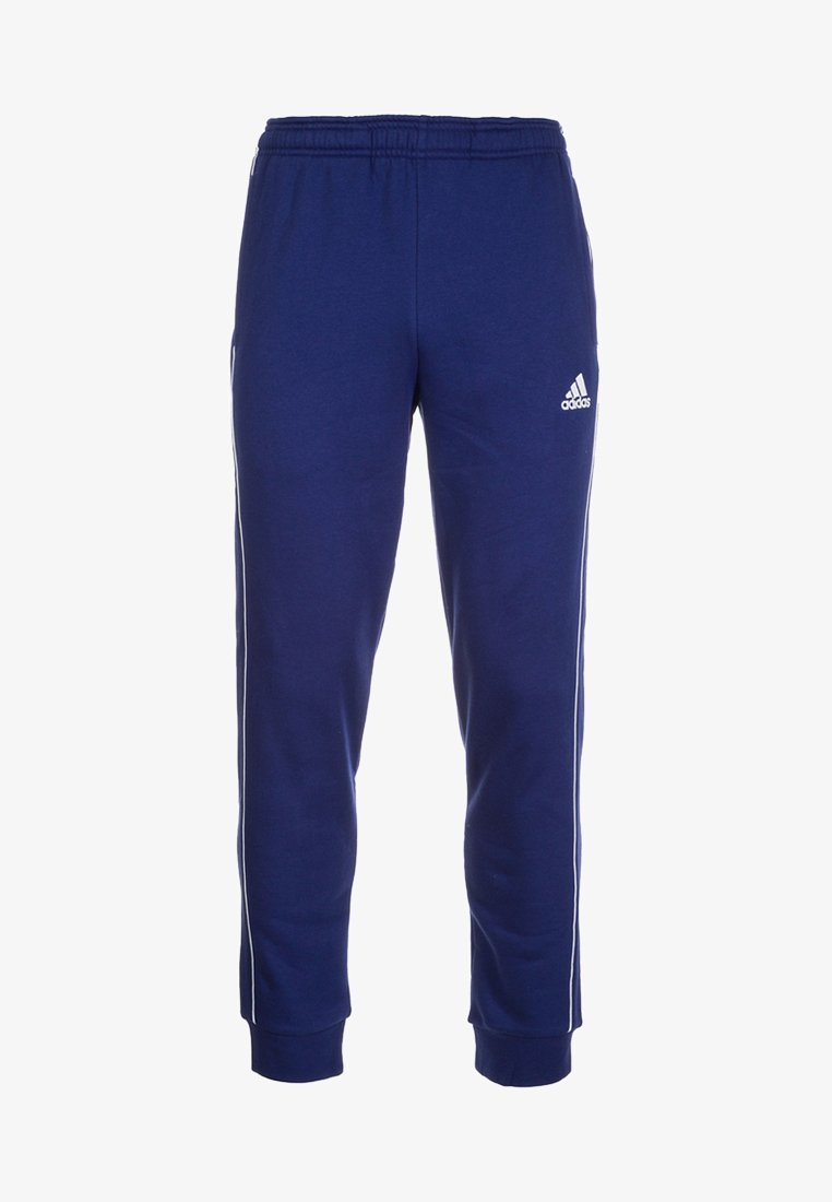 adidas Performance - CORE 18  - Trainingsbroek - dark blue/white