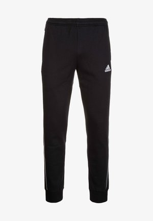 CORE 18  - Pantalon de survêtement - black/white