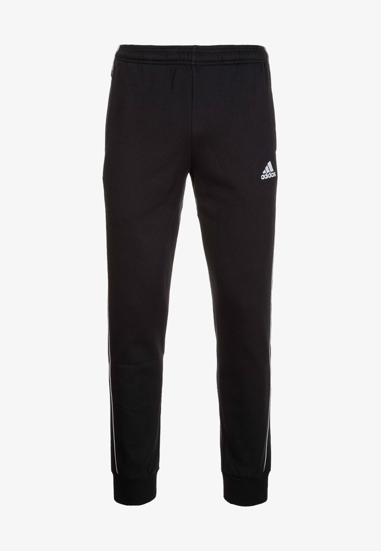 adidas Performance - CORE 18  - Pantalon de survêtement - black/white