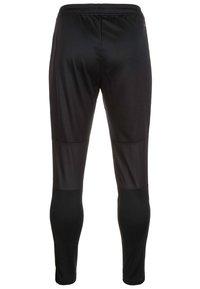 adidas Performance - CONDIVO - Tracksuit bottoms - black/white - 1