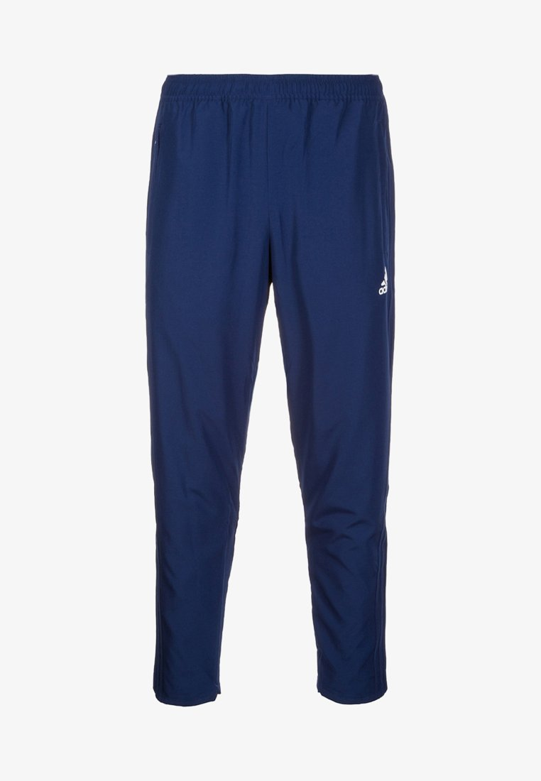 adidas Performance - CONDIVO 18 TRACKSUIT BOTTOMS - Tracksuit bottoms - dark blue/white