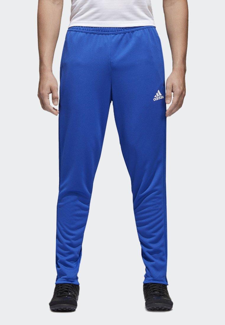 adidas Performance - Condivo 18 Training Tracksuit Bottoms - Træningsbukser - bold blue/white