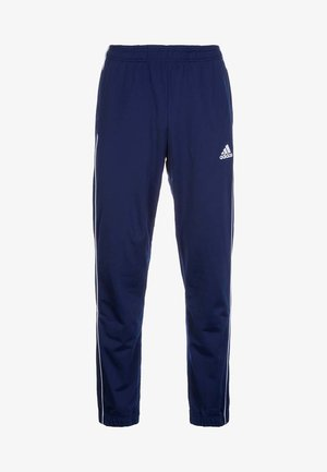 CORE HERREN - Tracksuit bottoms - dark blue